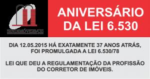 ANIVERSARIO LEI 6.530 site png