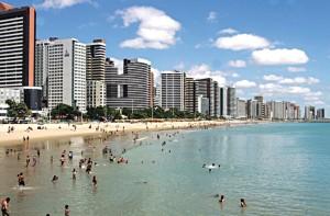 O valor médio do aluguel de temporada na capital cearense é de R$ 492, por noite, um dos mais baixos registrados no País ( Foto: Érika Fonseca )
